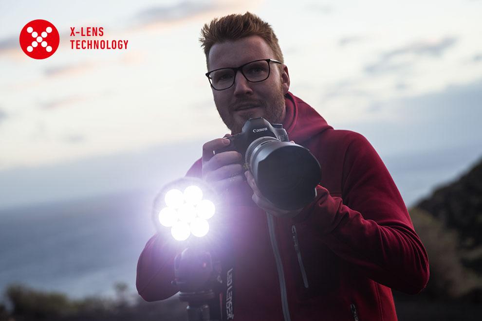 ledlenser x-lense technology
