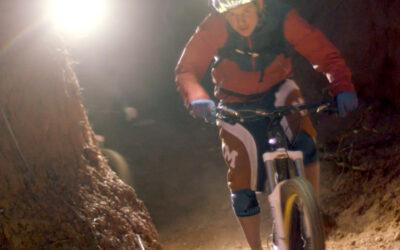 Nocna jazda rowerem – night biking